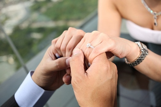 Orlando Engagement Ring Bridal Jewelry
