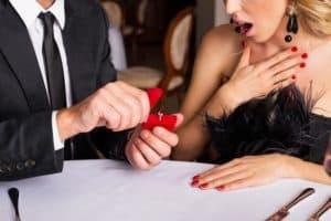 Orlando FL Engagement Rings