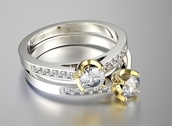 Orlando FL Ladies Wedding Rings