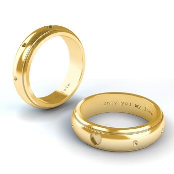 Orlando Mens Wedding Rings